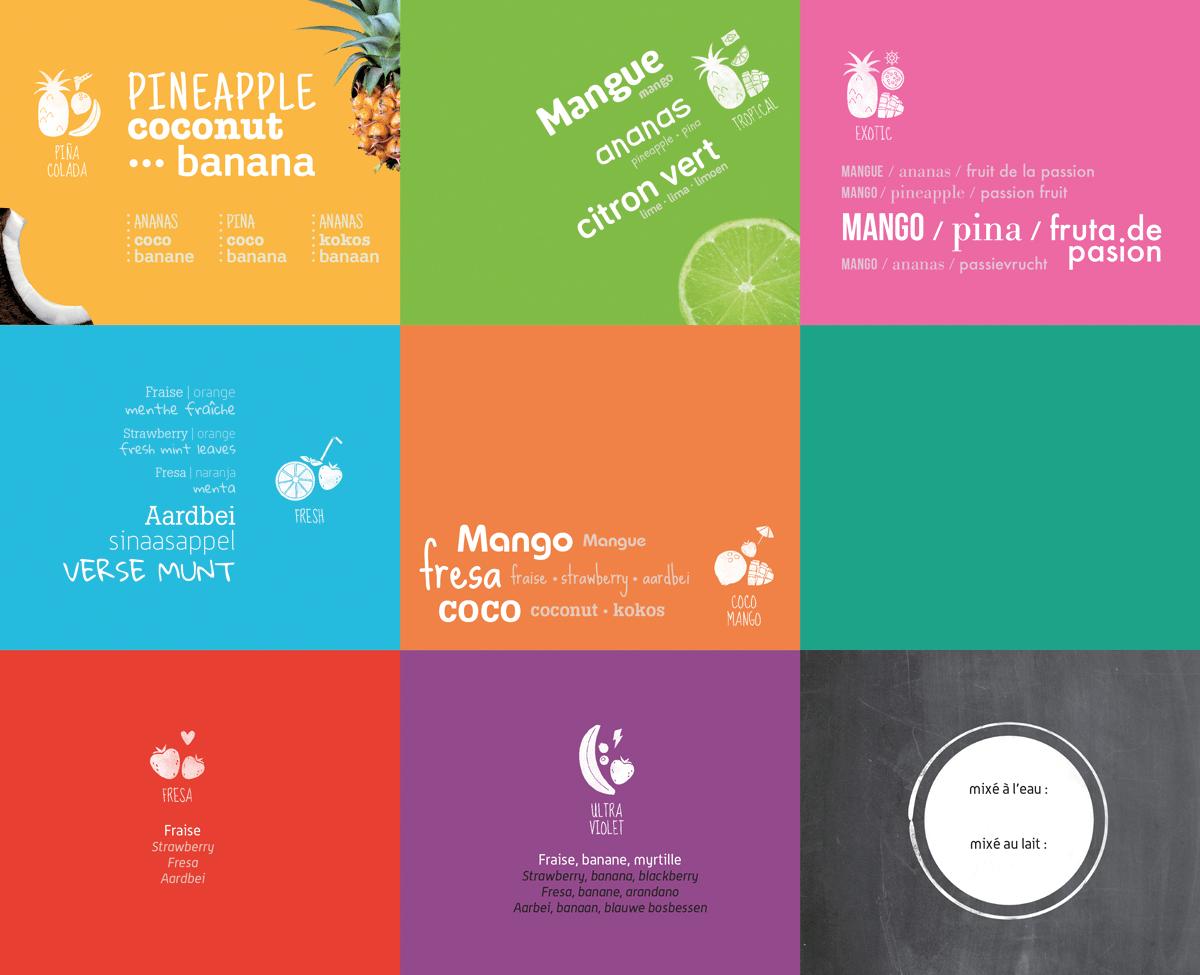 KFH, menu Tamarindo
